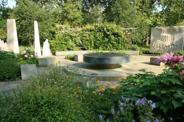 Tibetan Peace Garden London