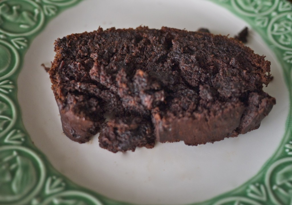 Double Chocolate Chocolate Chip Banana Bread Recipe