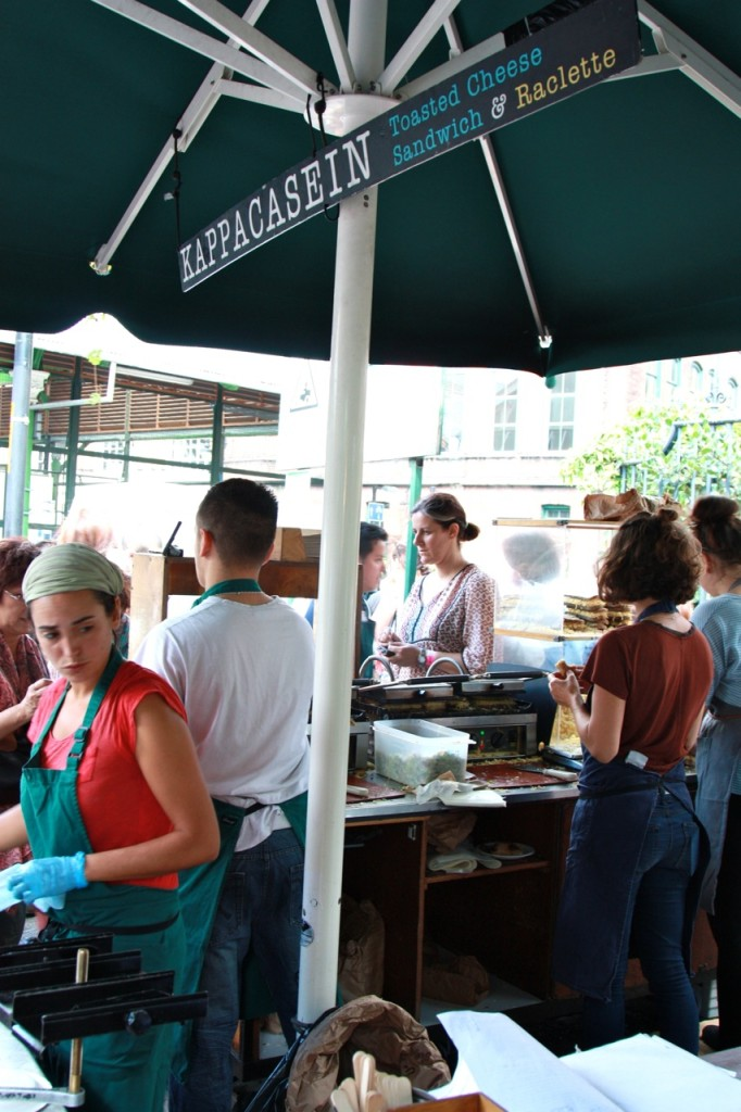 Borough Market, London by Stephanie Sadler, Little Observationist