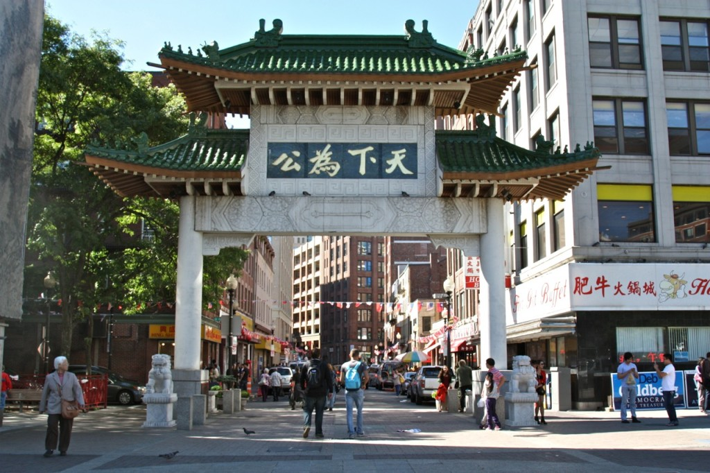 Chinatown, Boston by Stephanie Sadler, Little Observationist