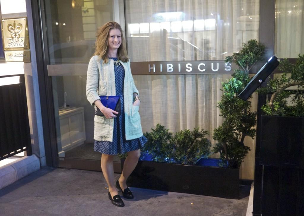 Hibiscus, London