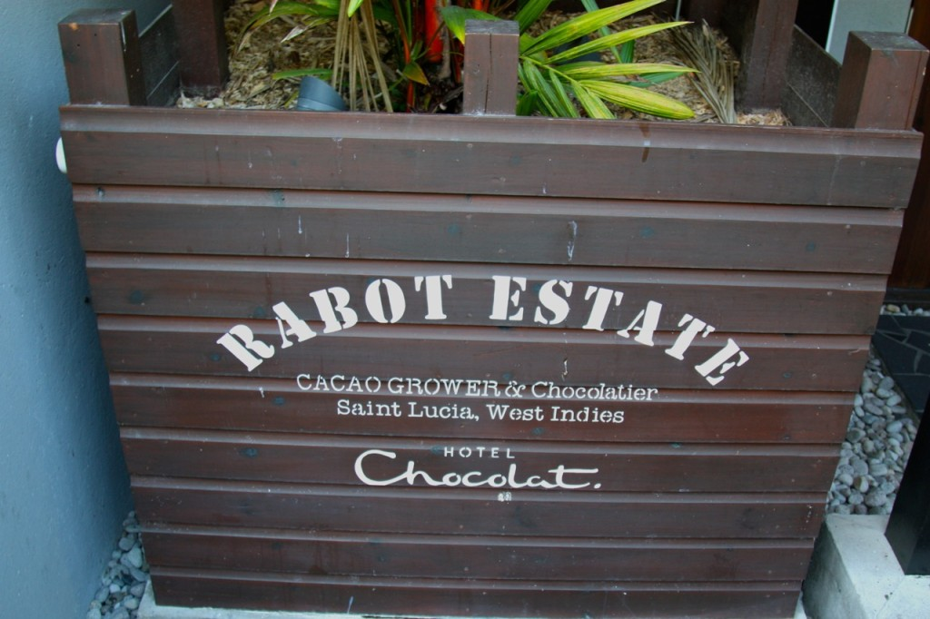 Boucan Restaurant, Hotel Chocolat, Saint Lucia by Stephanie Sadler
