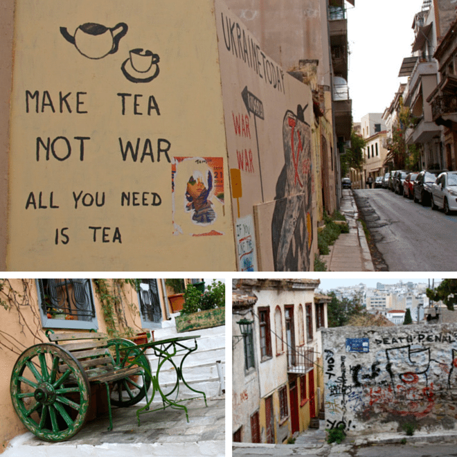 Athens by Stephanie Sadler, Little Observationist