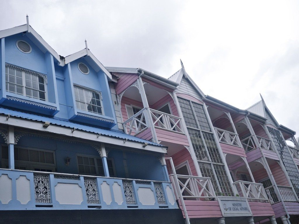 Castries, Saint Lucia by Stephanie Sadler