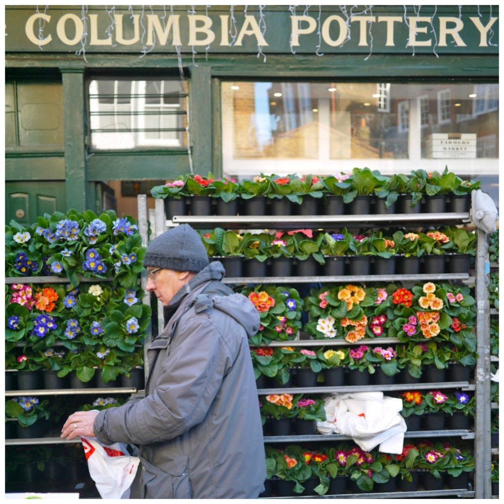 Columbia Road Flower Market, Stephanie Sadler, Little Observationist