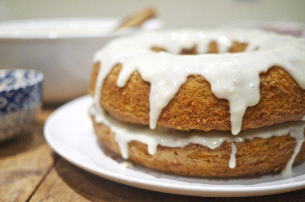 Easter Carrot Cake Recipe, Little Observationist