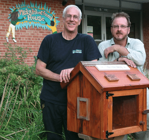 Little Free Library Interview