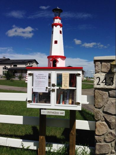 Little Free Library Rick Brooks Interview