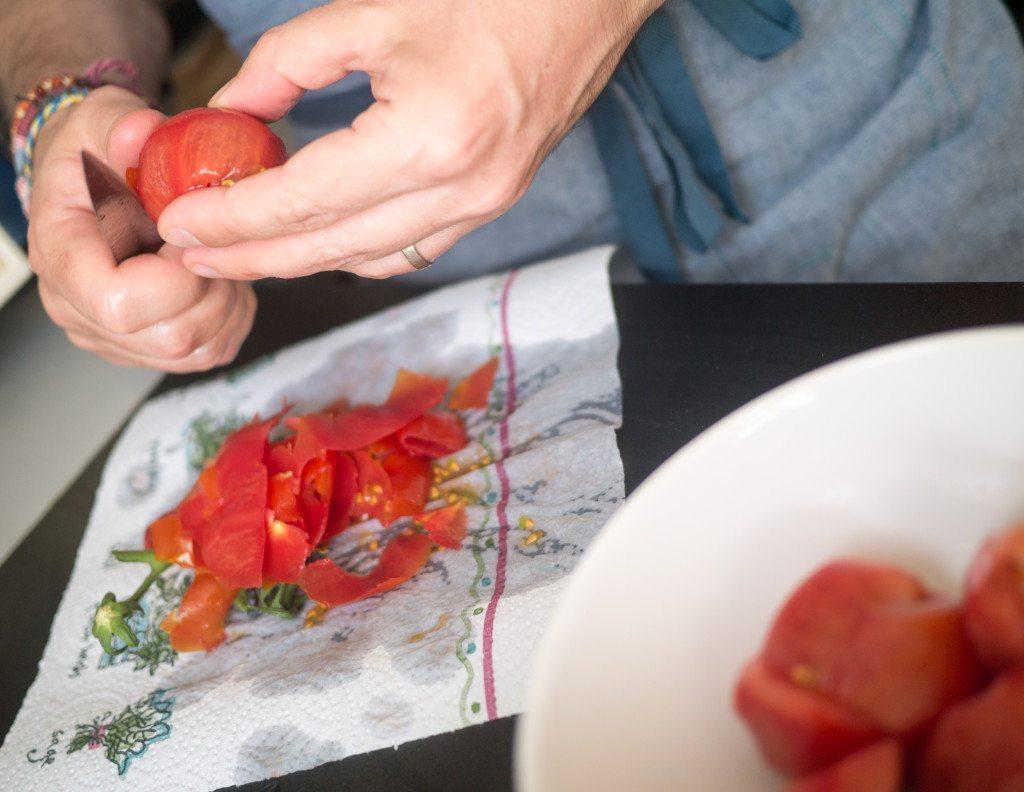 Gazpacho Recipe, Little Observationist