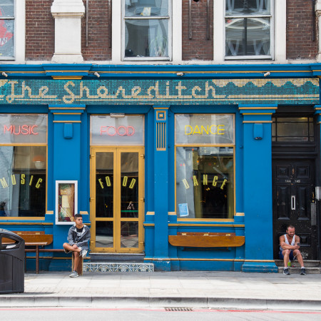 East London by Stephanie Sadler, Little Observationist