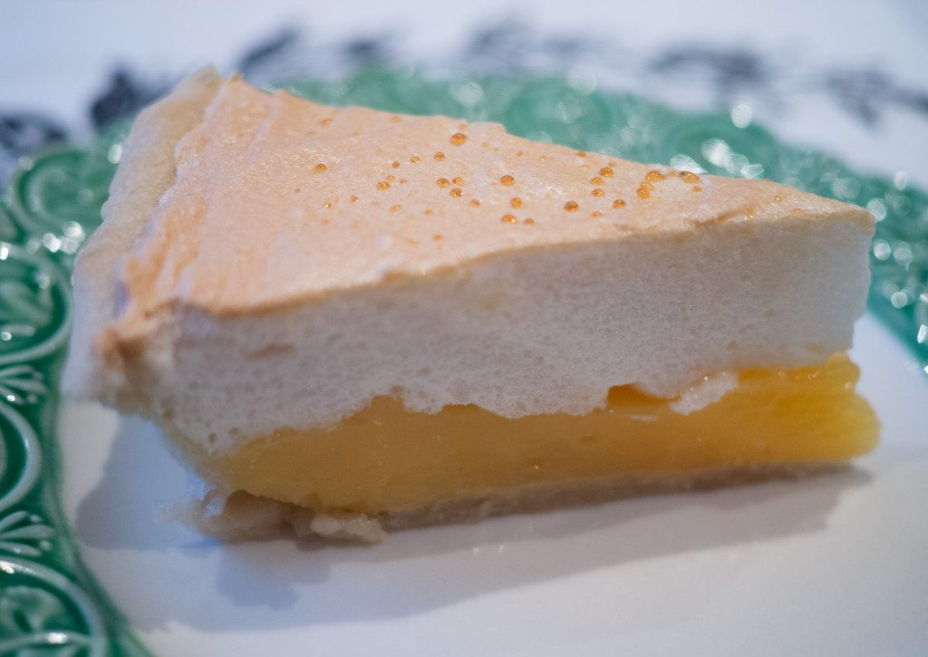 Lemon Meringue Pie recipe, Little Observationist