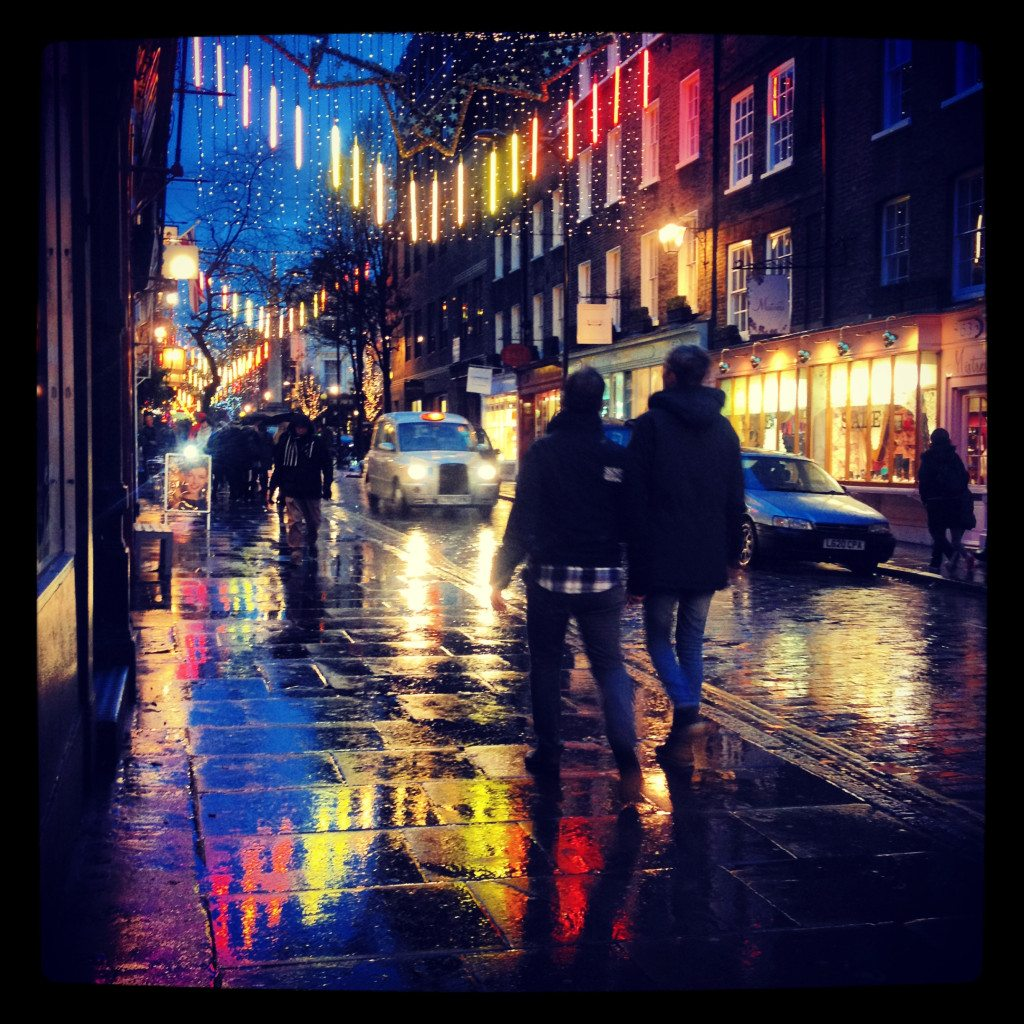 Monmouth Street, Seven Dials, London