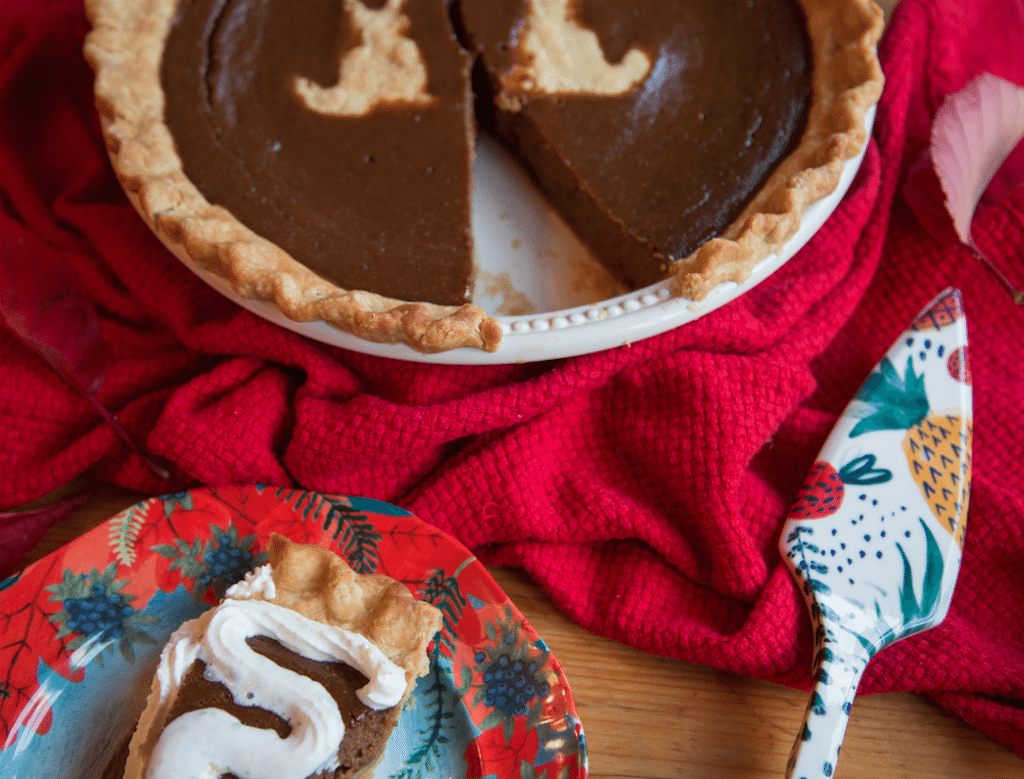 Pumpkin Pie by Stephanie Sadler, Little Observationist