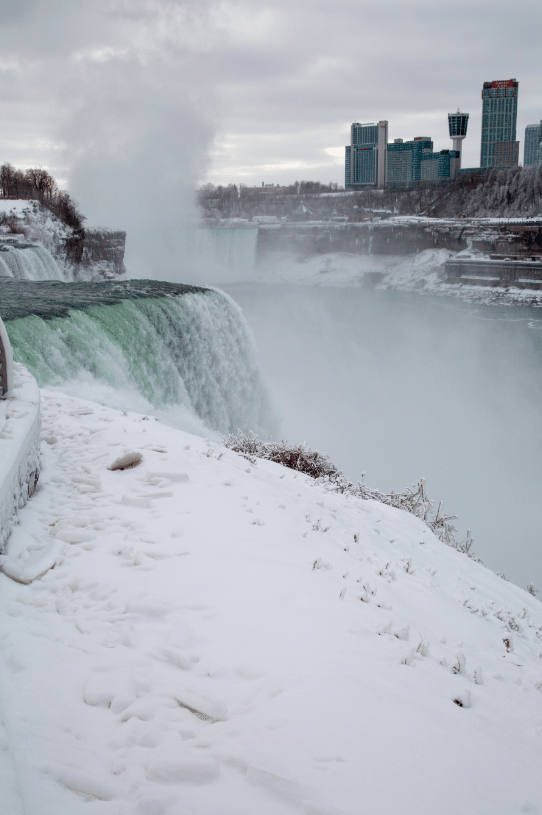 Niagara Falls, New York by Stephanie Sadler
