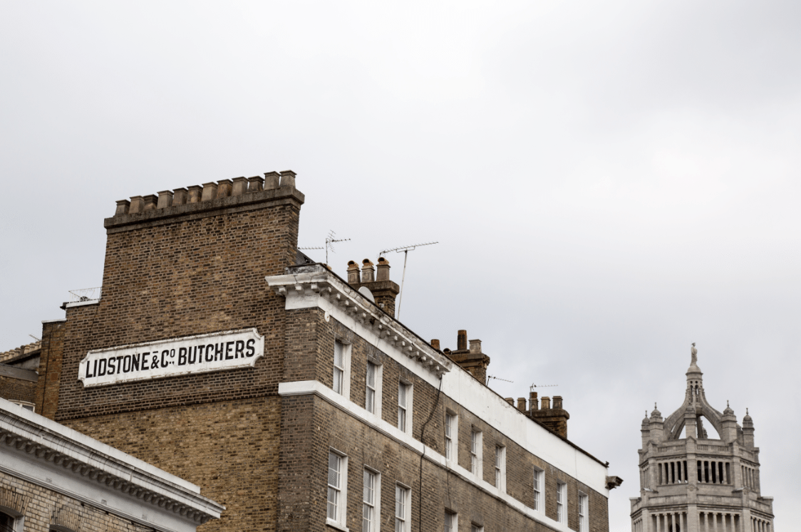 Chelsea, London by Stephanie Sadler, Little Observationist