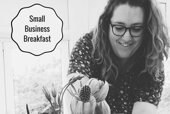 Small Business Breakfast: Helen Cranmer Floral Design