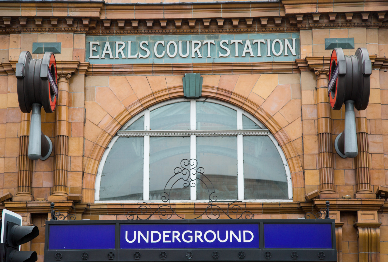Earl's Court, London by Stephanie Sadler, Little Observationist