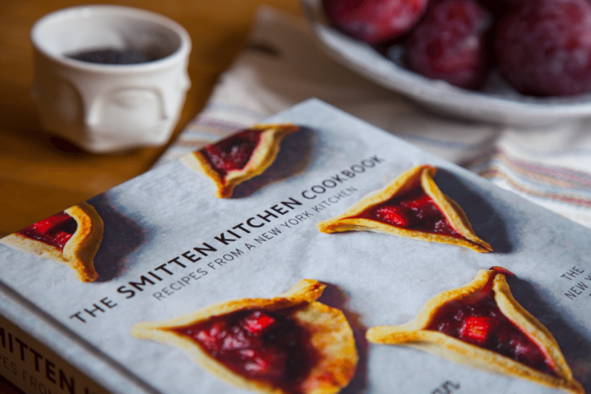 Recipe - Plum and Poppy Seed Muffins - Smitten Kitchen
