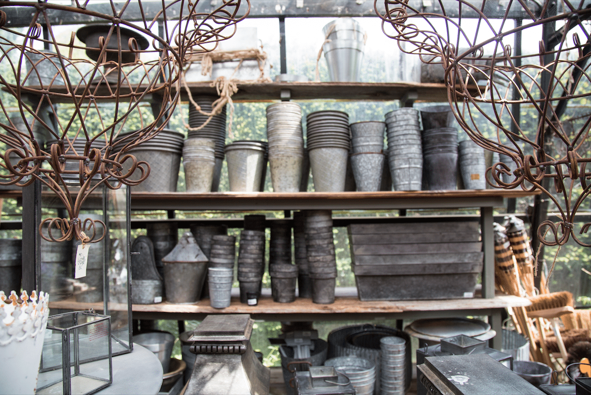 Petersham Nurseries, London by Stephanie Sadler, Little Observationist