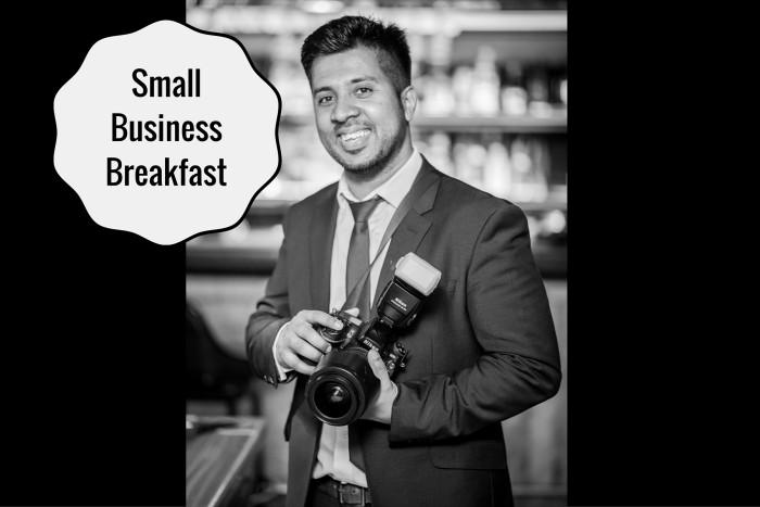 Small Business Breakfast - Iyanka Cooray, Framed Fantasies