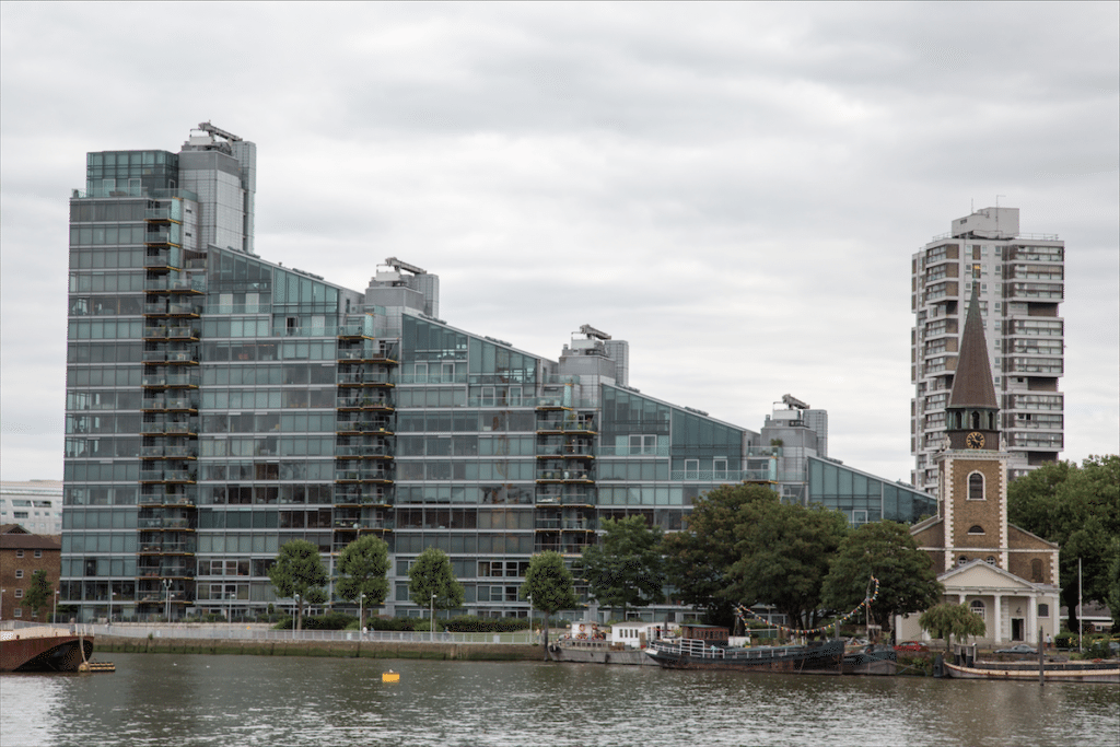 Battersea Park and Imperial Wharf by Stephanie Sadler, Little Observationist