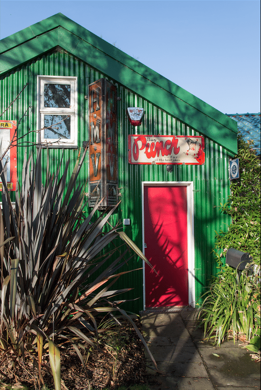 Eel Pie Island, London, by Stephanie Sadler, Little Observationist